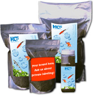 HCF Premium Ornamental Fish Food